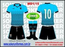 Soker Uniformes - CHARLOTTE EAGLES .F.C-MD1