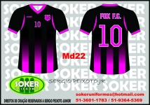 Soker Uniformes - FOX FC-FARDA MD22