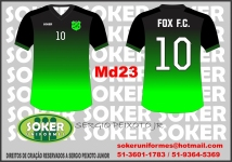 Soker Uniformes - FOX FC-FARDA MD23