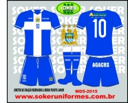 Soker Uniformes -  GALÁTICOS -MD5 2015