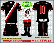 Soker Uniformes - HORRIVER PLATE MD2