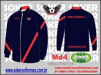 Soker Uniformes -  MERCENARIOS-MD4