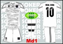 Soker Uniformes - REAL CIDA-MD1
