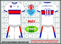 Soker Uniformes - UNION FC-MD3